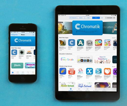 Chromatik App Store