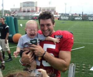 Tebow Baby